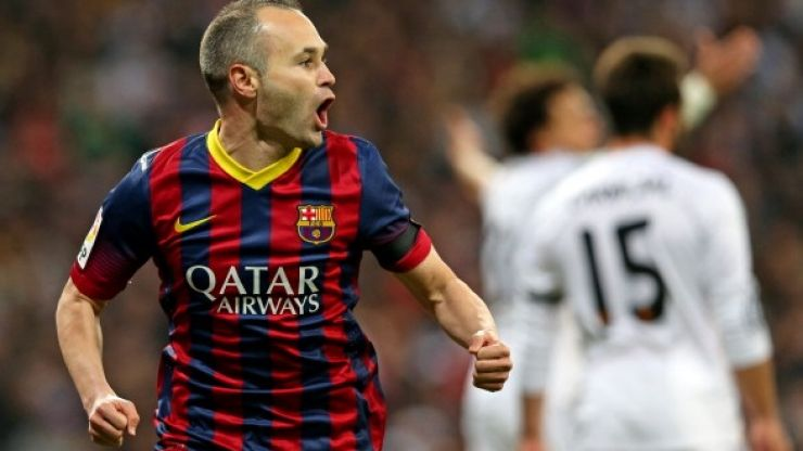 Infographic: Some great stats from Andres Iniesta's 499 Barcelona games to date
