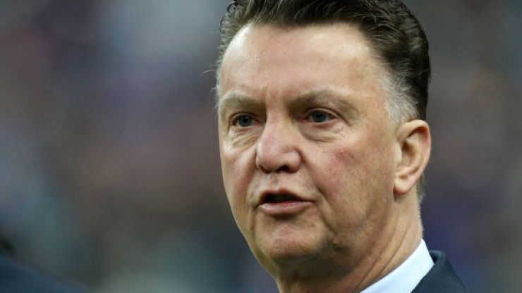 'Two golf balls in a money purse' - Louis van Gaal's Wikipedia page pays tribute to his cojones