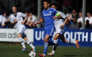 GIF: Chelsea under-21 star Lewis Baker scores with an outrageous back-flick against Arsenal