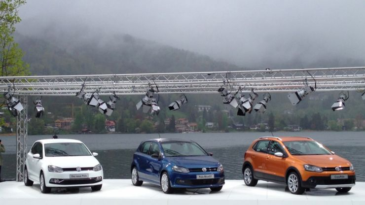 JOE goes to… Austria and Germany to test out the new Volkswagen Polo & Cross Polo