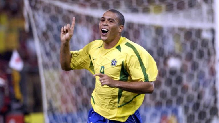 Brazilian Football Legends No  1: Ronaldo | JOE is the voice