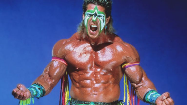 WWE legend The Ultimate Warrior dies aged 54  8e16b079ecdc