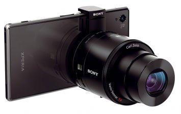 Review: Sony Cyber-Shot DSC-QX100 lens