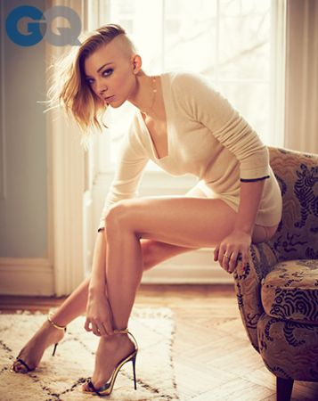 Videopics Game Of Thrones Star Natalie Dormer Goes Topless For Gq