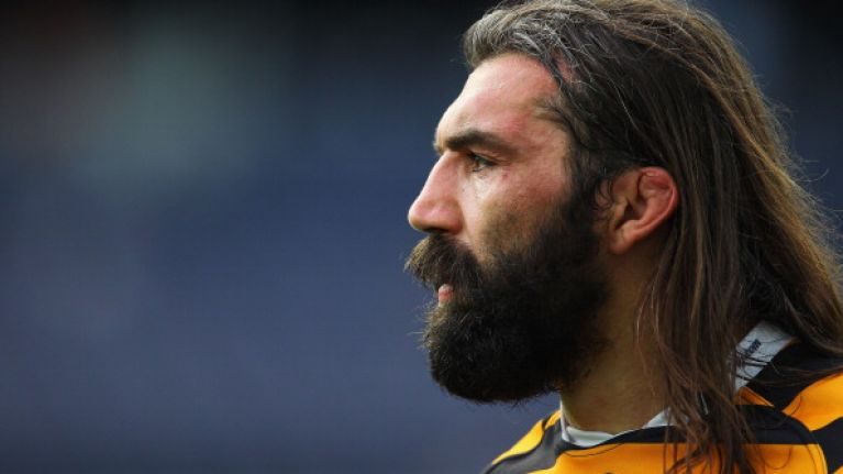 Video: Sebastien Chabal proves he's still got it with this absolutely massive hit