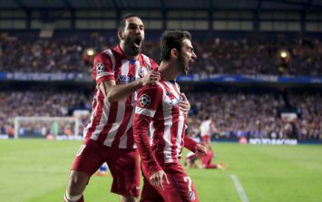 Vine: Arda Turan heaps on the misery for Chelsea with a third away goal