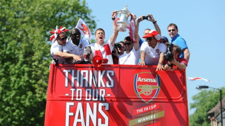Video: Fans' Instagram photos used to relive FA Cup Final day in this class video