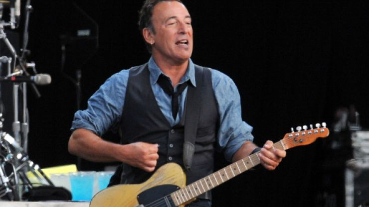 Pic: Ever wonder how much it would cost to hire your favourite band? Well wonder no more