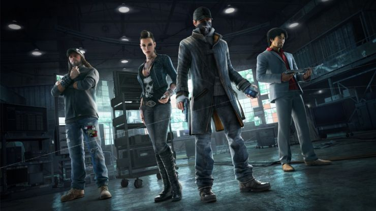 Video: Here's a look at the main characters featured in Watch_Dogs