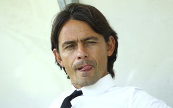 Reports: Legendary striker Pippo Inzaghi is about to be named as the new AC Milan manager