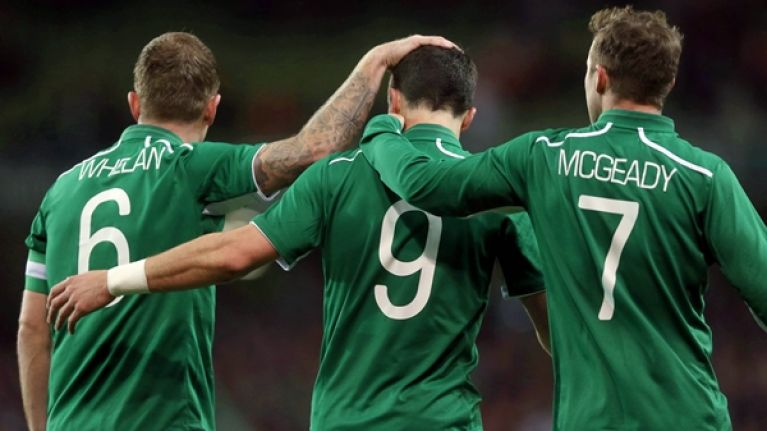 Ireland US tour confirmed with clashes against Costa Rica and Portugal in early June