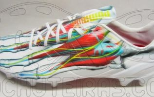 Pics: New PUMA boot will feature incredible 'muscle and bone' design