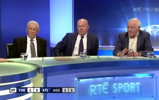 Video: The RTÉ panel stick the boot into Mourinho after Chelsea's Champions League exit