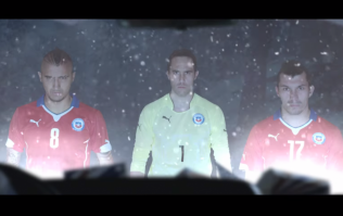 Video: Awesome commercial for Chile ahead of the World Cup
