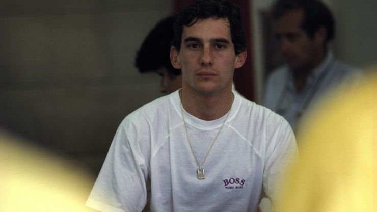 Video: McLaren pay a very unique tribute to Ayrton Senna, who died 20 years ago today