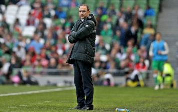 Martin O'Neill talks up the positives following defeat to Turkey