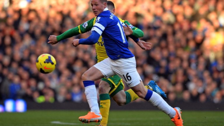 Video: Did anybody see James McCarthy's brilliant goal-saving tackle for Everton last night?
