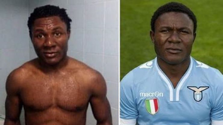 Pics: 13 professional footballers that always looked way older than they actually were