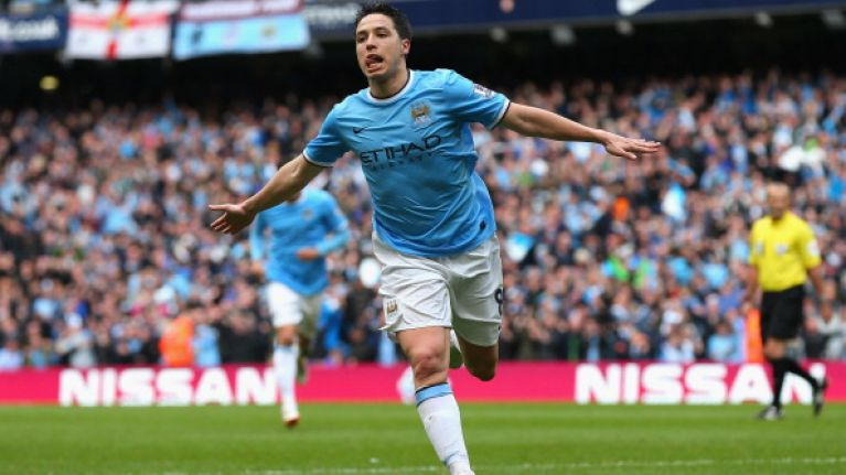 UPDATE: Samir Nasri's summer goes from bad to worse as his €124k Porsche is impounded
