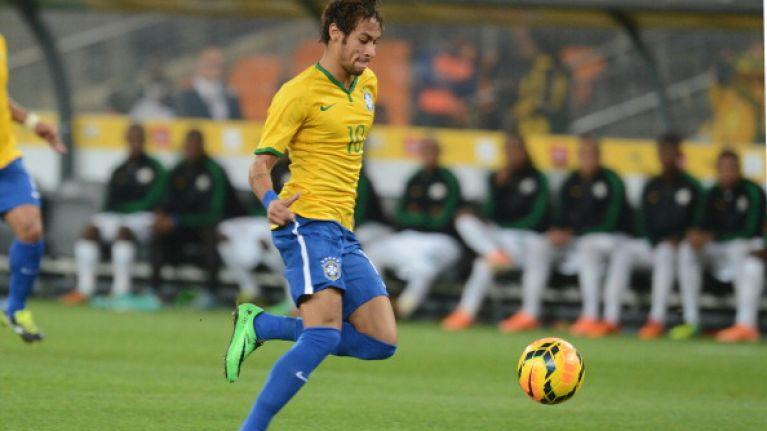 Pic: Rio de Johnny-eiro. Neymar condom available for the World Cup