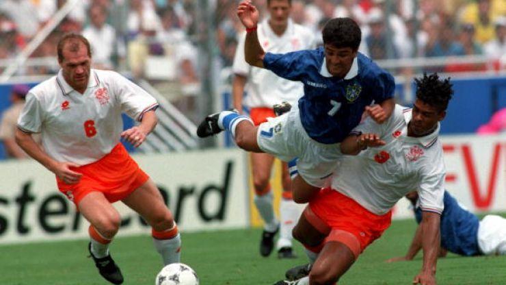 Great Brazilian Football Victories No. 2: Brazil v Holland World Cup Quarter-Final 1994