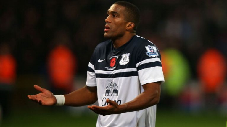 Tweet Of The Day: Sylvain Distin takes his omission from the French World Cup squad like a boss