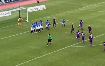 Video: Two of the most ridiculously over-elaborate free-kick routines you'll ever see