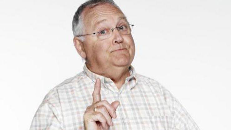 Pic: Australian paper mistakes Louis van Gaal for Harold Bishop from Neighbours