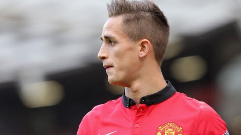 Adnan Januzaj included in Belgium's provisional World Cup squad