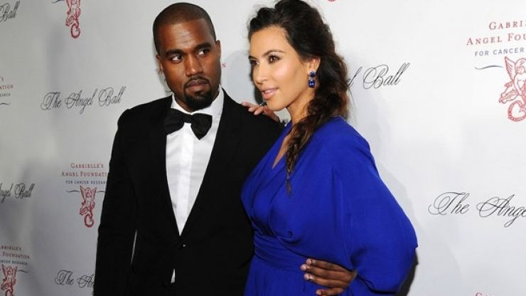 Kim Kardashian and Kanye West have called their son Saint West and there are some very funny people on Twitter