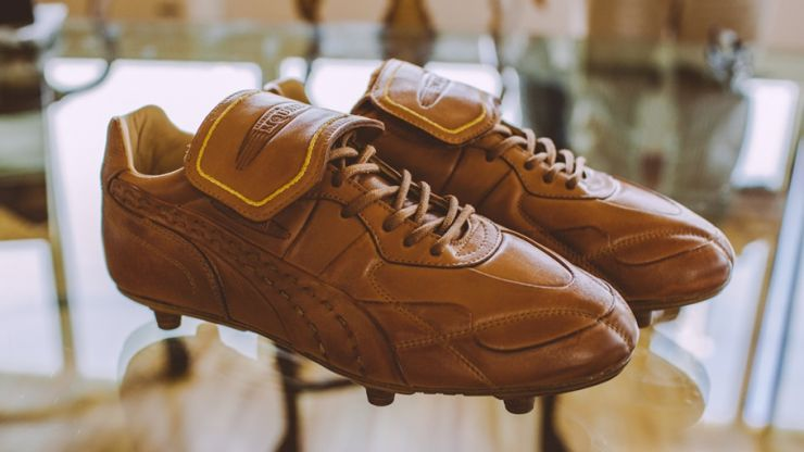 Video: We would love to get our hands on a pair of these special edition, Alexander McQueen Puma King boots