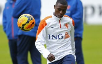 Video: Man United target Quincy Promes shows sensational skill to score a cracker for the Holland under-21s