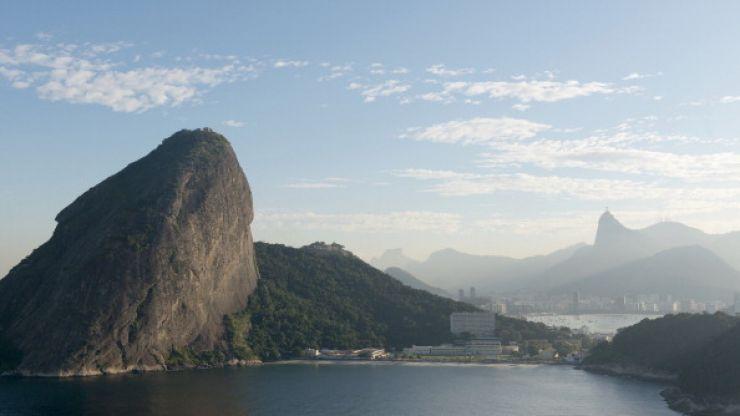 Incredible Brazilian Landmarks, No 2: Sugarloaf Mountain