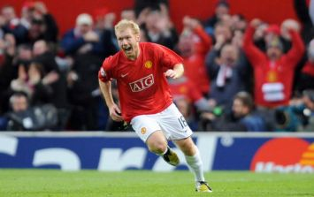 The juiciest bits from Paul Scholes' football column debut