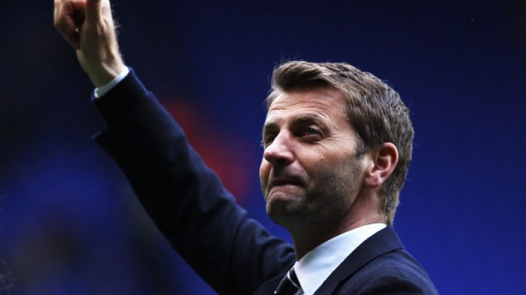 Vine: Jay-Z and Tim Sherwood are together at last in this mashup