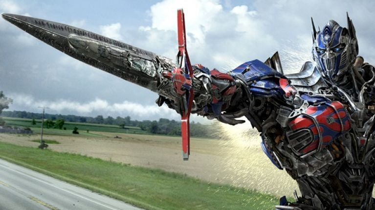 Pic Optimus Prime Looks Like A Complete Badass In These Brilliant New Posters For Transformers