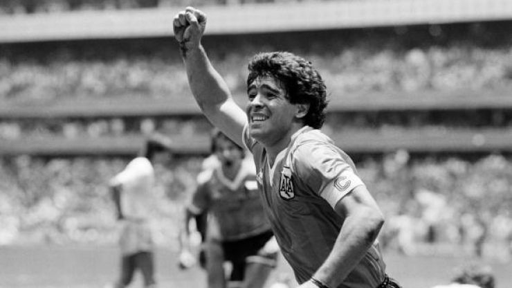 Video: 28 years ago today, Diego Maradona scored the two most famous goals in World Cup history