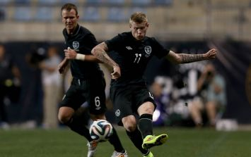The Noise from Brazil: James McClean makes an excellent point and Costa Rica's president loved the win over Uruguay