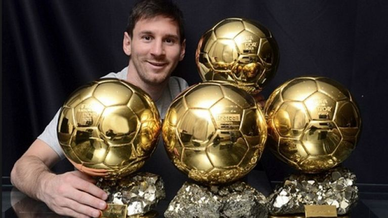 Happy Birthday To Lionel Messi JOE Looks Back At The Career Of Greatest Player