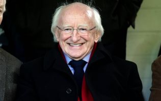 Pic: President Michael D Higgins rocking out to Bob Dylan at Slane in 1984 is a must see