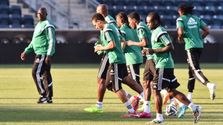 World Cup preview, Group F: Nigeria