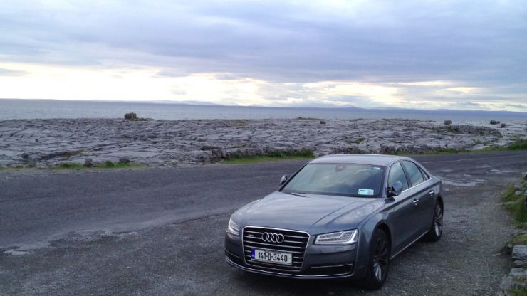 JOE's Car Review: Audi A8