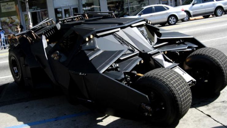 Pic: Holy moly! This guy built his own Batmobile for less than €10,000