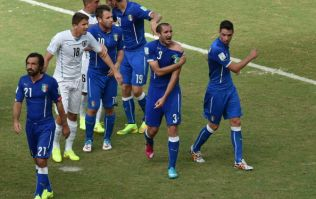 After all that, Italy defender Chiellini says that Suarez punishment is excessive