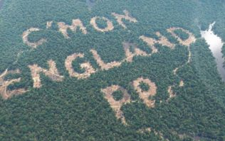 Pics: Paddy Power tricked the World into thinking they tore down part of the Amazon rain forest in Brazil