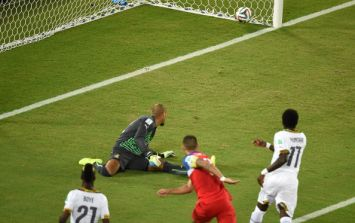 Vine: Dempsey then; Clint opens the scoring for USA after just 30 seconds against Ghana