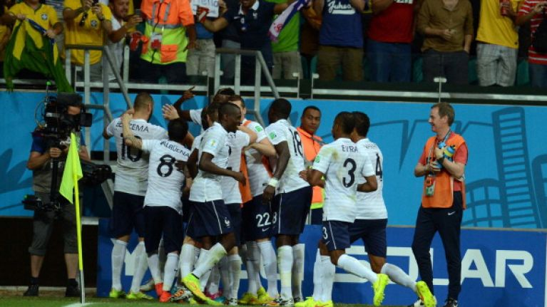 World Cup preview, Group E: France