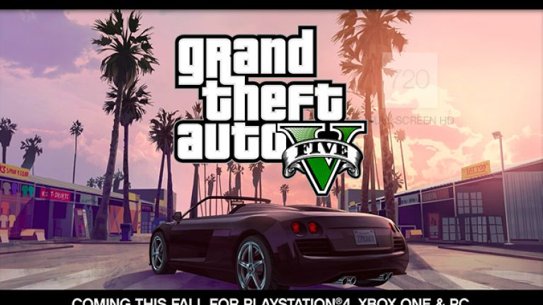 GTA V coming to PS4, Xbox One & PC in autumn