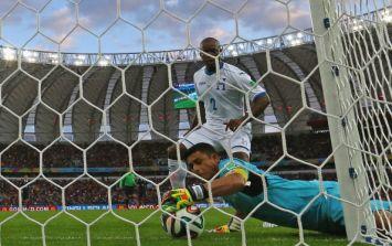 Richard Keys sees better than goal-line technology, says France's second shouldn't have stood