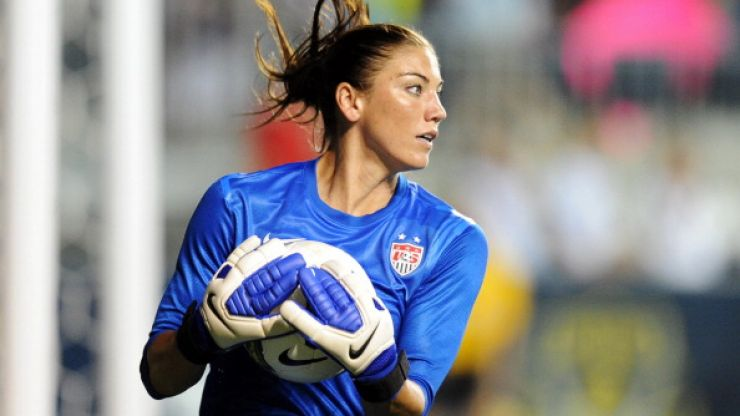Report: USA goalkeeper Hope Solo arrested on domestic violence charges